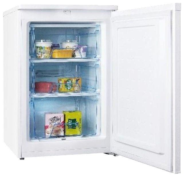 Морозильник ZARGET ZF108W Белый