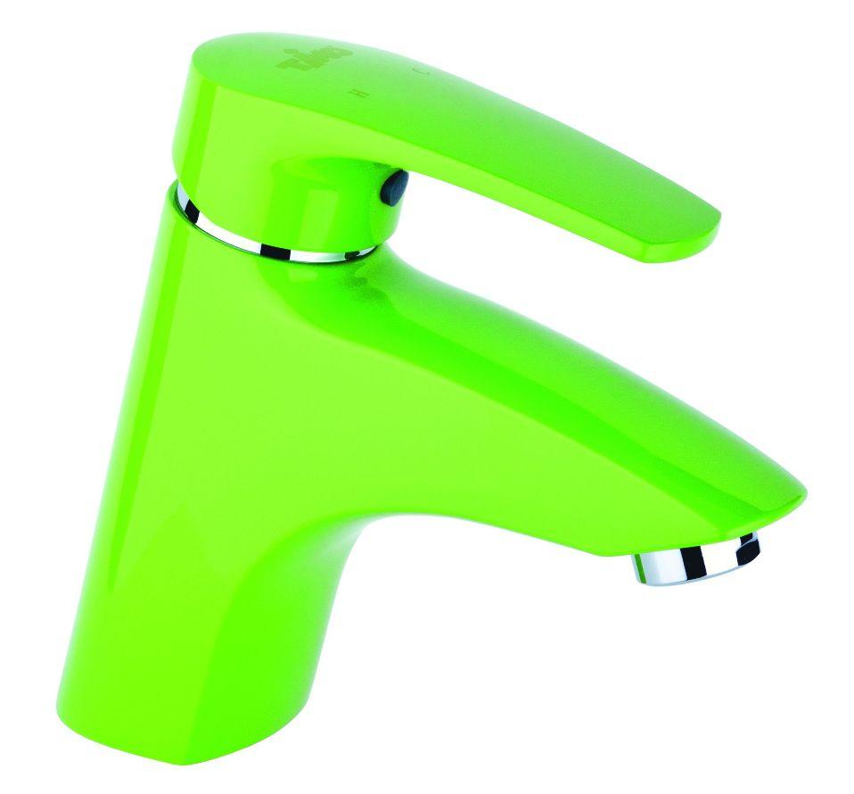 Смеситель для раковины Timo Beverly (0051F green)