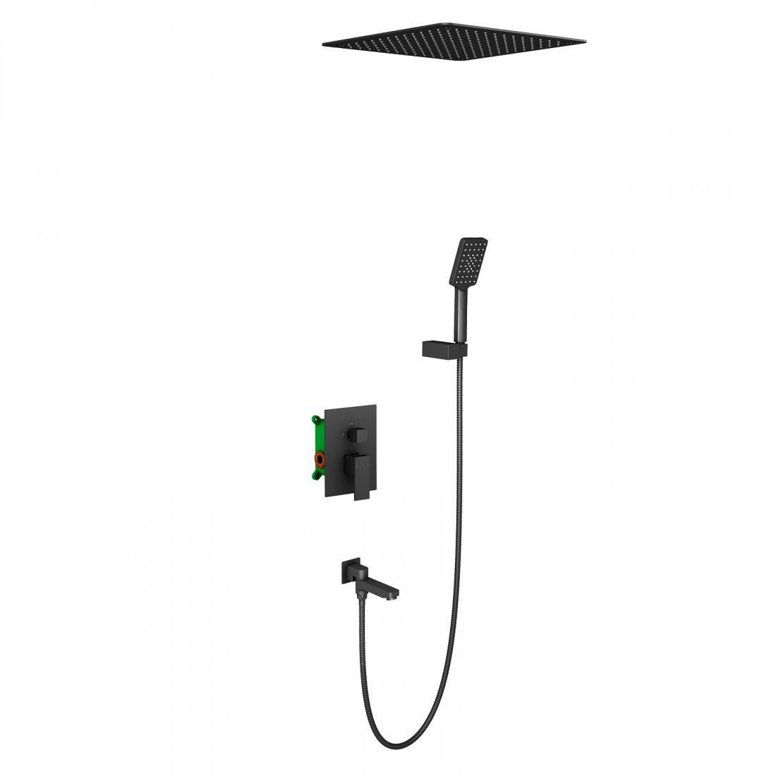 Душевая система встроенная Timo Briana (SX-7119/03SM) черный