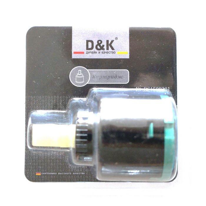 Картридж D&K 35 мм (DC1500201)