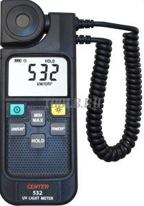 CENTER 532 Измеритель ультрафиолетового излучения