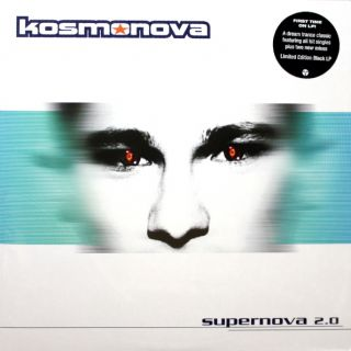 Kosmonova - Supernova 2.0  1998 (2001) LP