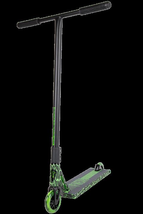 Самокат TT FREAK  (2021) зеленый