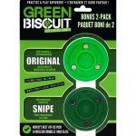 Комплект зеленых шайб Green Biscuit Combo (2 шт)