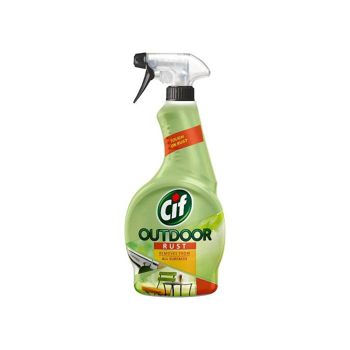 CIF spray RUST Outdoors 450 мл