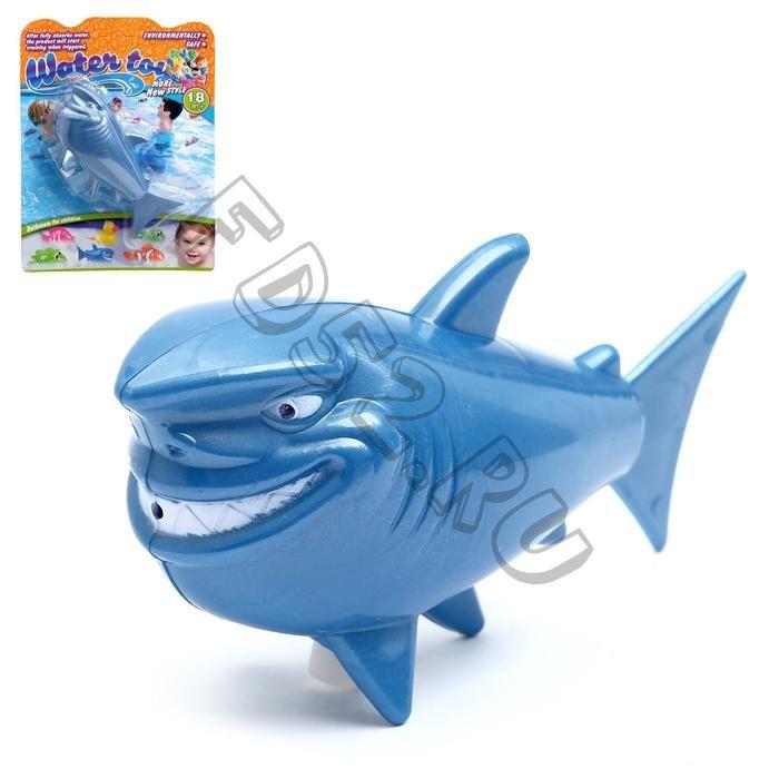 Водоплавающая игрушка «Акула», заводная