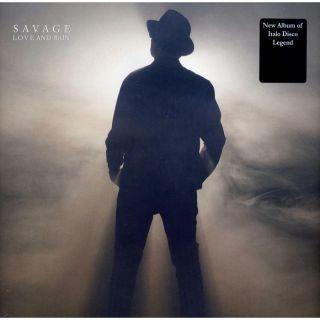 Savage - Love & Rain - 2020  2LP