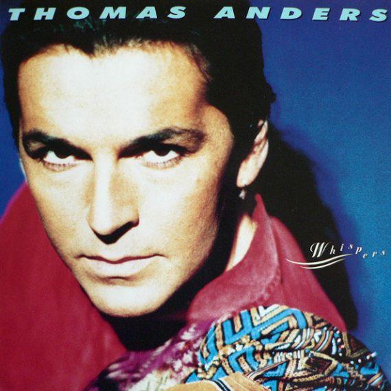 Thomas Anders  - Whispers 1991 (2018) LP