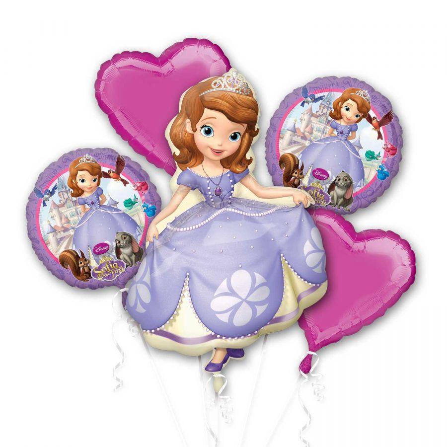 Принцесса София набор шаров