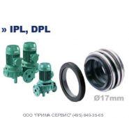 Торцевое уплотнение насоса Wilo IPL32/110