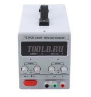 ТЕТРОН-3010Е Импульсный источник питания 30 вольт 10 ампер фото