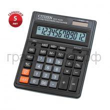 Калькулятор Citizen SDC-444S 12р.