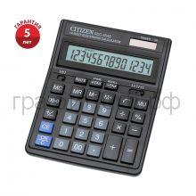 Калькулятор Citizen SDC-554S 14р.