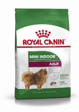Роял канин Мини Индор Эдалт для собак (Mini Indoor Adult)