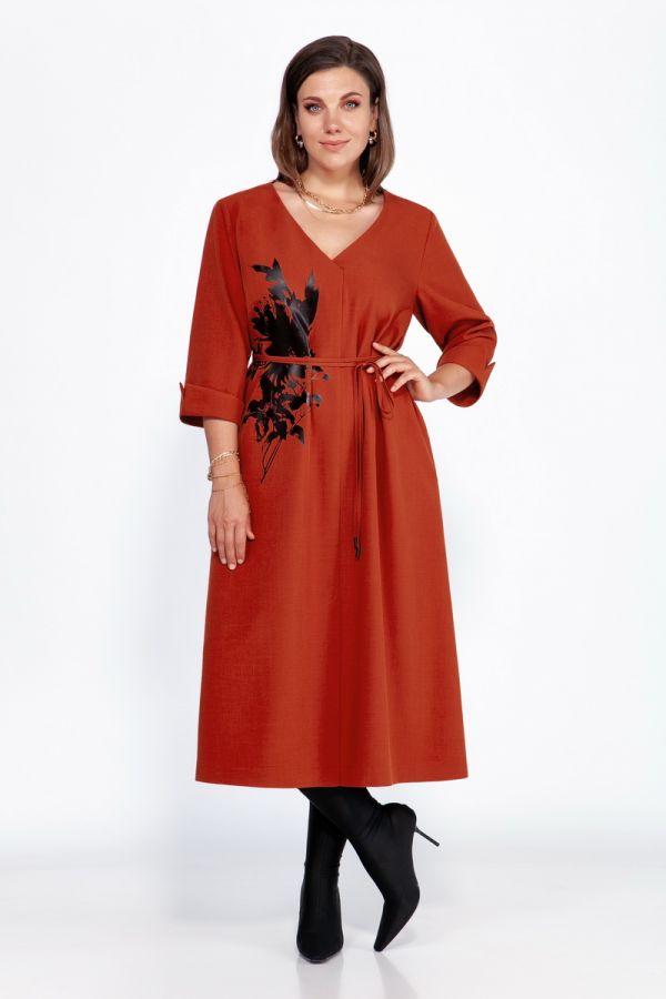 Платье 647 | P. 52-56