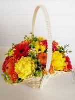 букет мыльных цветов