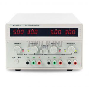 HY3005F-3 Линейный источник питания 3 канала 30 вольт 5 ампер