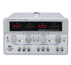 MPS-3005LK-3 Линейный источник питания 3 канала 30 вольт 5 ампер