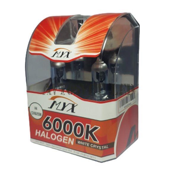 Лампы галогеновые H27(881) 12V 55W 6000K