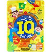 Витамины для детей Unimat Riken IQ Омега-3 + GABA
