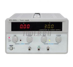 MPS-6005L-1 Линейный источник питания 60 вольт 5 ампер