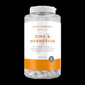Цинк и магний 90 капс. Myprotein (Великобритания)