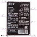 """Капсулы для волос 6 штук Ellips """"Питание и защита Бали"""" блистер"""