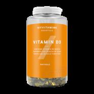 Витамин D3 (180 капсул) 2500 ME. Myprotein (Великобритания)