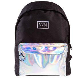 Рюкзак Hatber Basic Shine 41*30*13 см 1 отделение, 1 карман