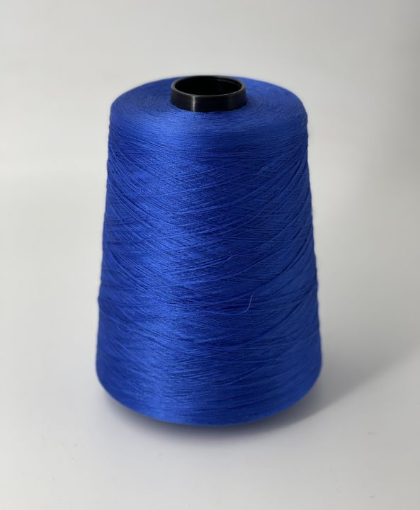 100% шелк Hasegawa hk1202 цвет синий электрик
