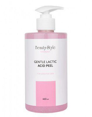 Пилинг-скатка с молочной кислотой для чувствительной кожи Harmony Beauty Style (Бьюти Стайл) 460 мл