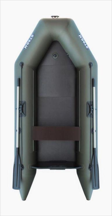 Лодка Aqua-Storm Stk270-32 МК ПС Зеленая