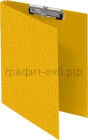 Папка-доска А4 Lamark Delight Time 10мм манго 450