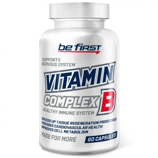 Vitamin B-complex (витамины группы В) 60 капсул