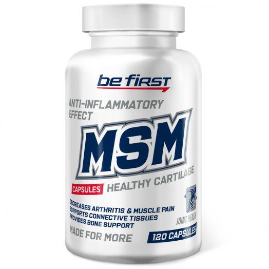 MSM (Органическая сера), 120 капсул