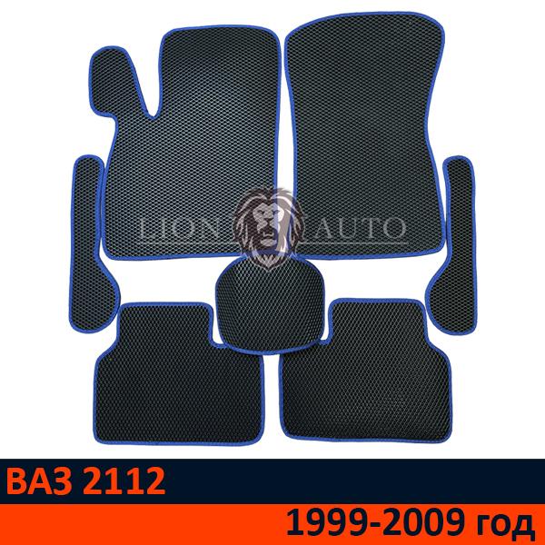 EVA коврики на ВАЗ 2112 (1999-2009г)
