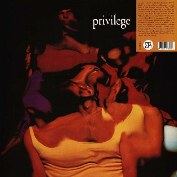Privilege - Privilege 1969 (2021) LP