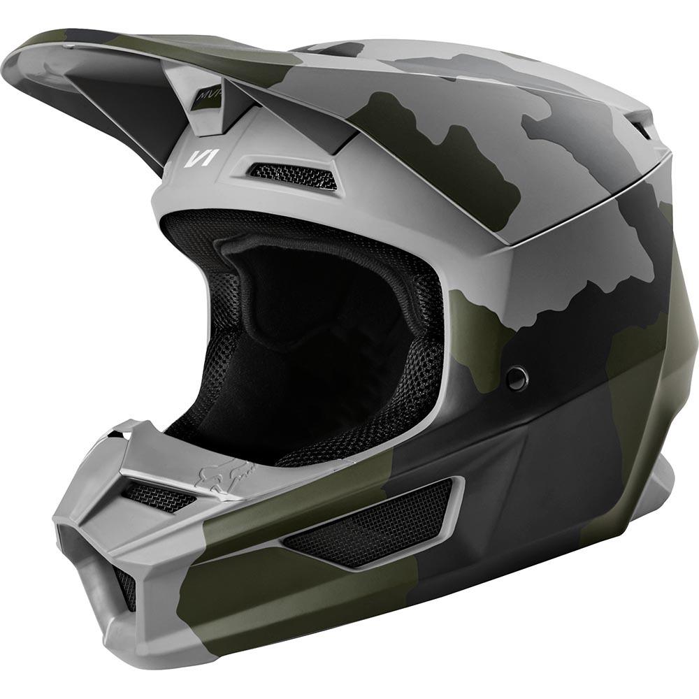Fox - 2019 V1 Przm SE Camo шлем, камуфляж