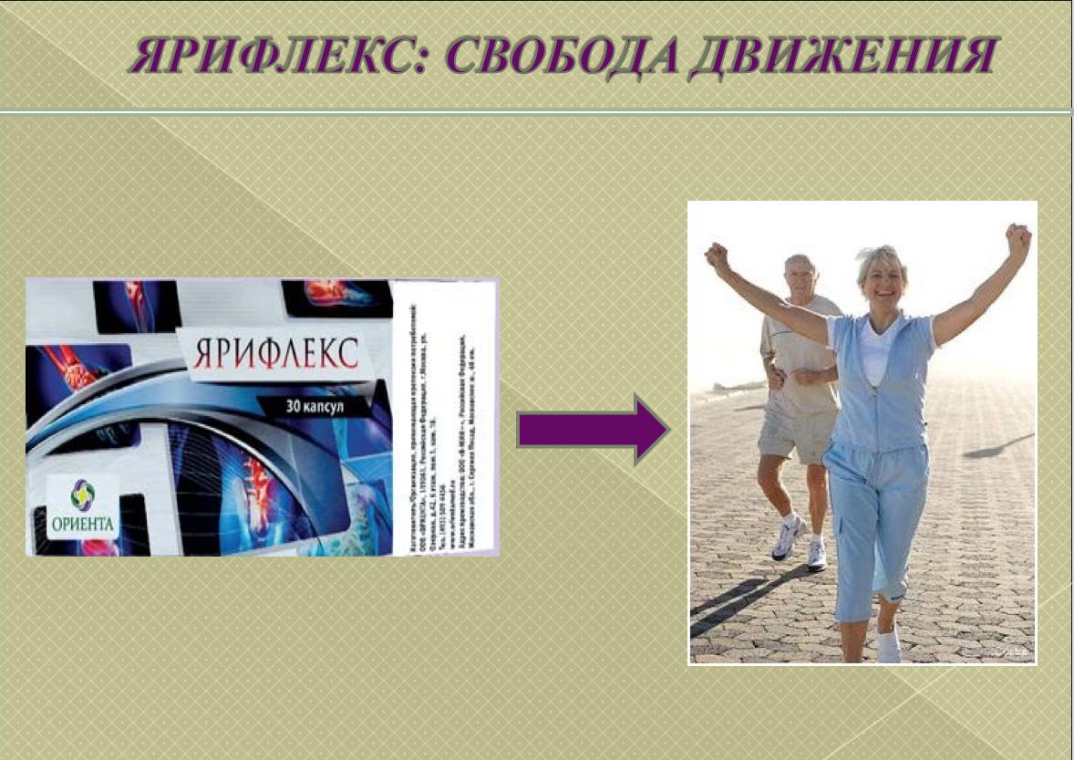 Ярифлекс 30 кап Сочетание глюкозамина и хондроитина