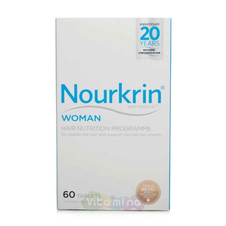Нуркрин для роста волос (для женщин)