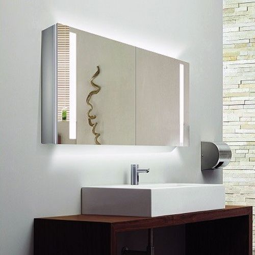Зеркальный шкаф Esbano ES-2406