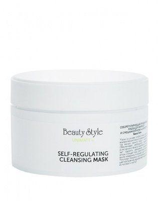 Себорегулирующая очищающая маска для жирной и смешанной кожи UNIMATT + Beauty Style (Бьюти Стайл) 200 мл