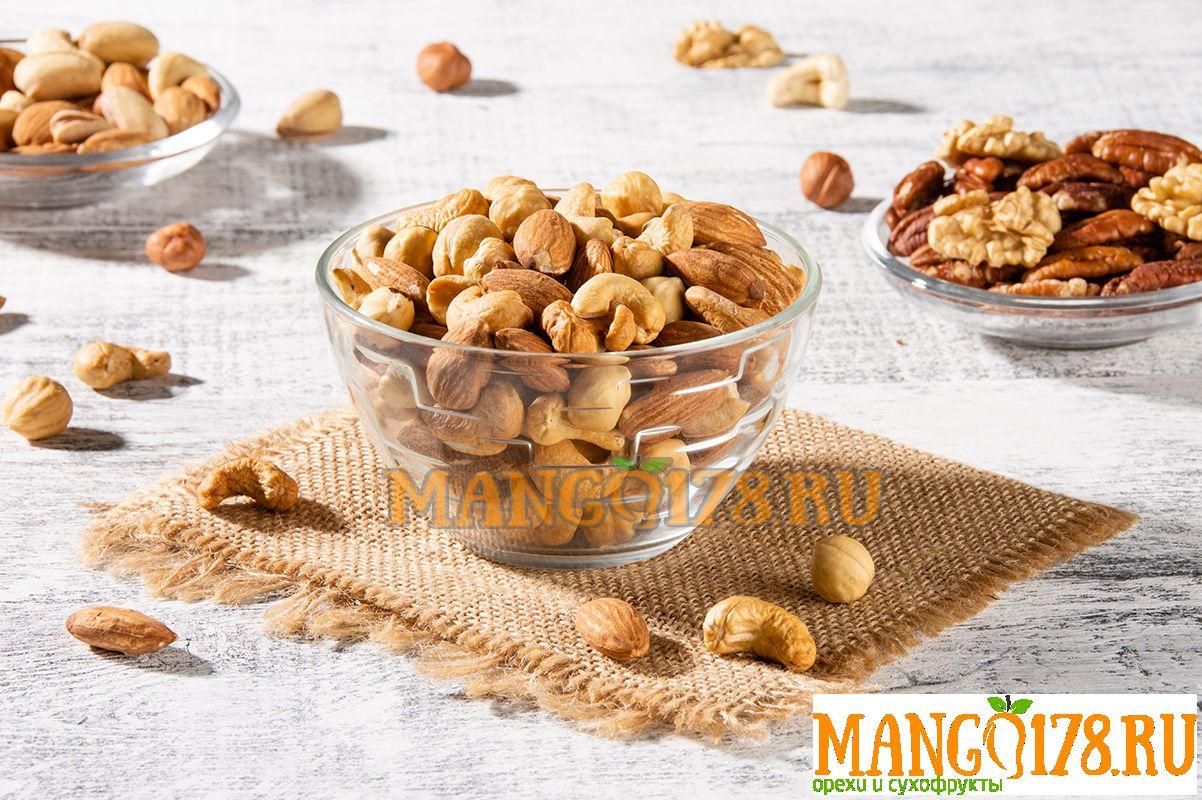 Ореховая смесь жареная