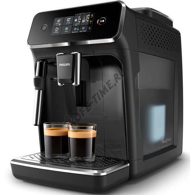 Кофемашина Philips EP2224/40 Series 2200
