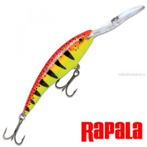 Воблер RapaIa Tail Dancer Deep 90мм / 13 гр /Заглубление: 0 - 6 м /  цвет: TDD09-HT