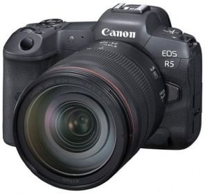 Canon EOS R5 Kit RF 24-105mm f/4L IS USM
