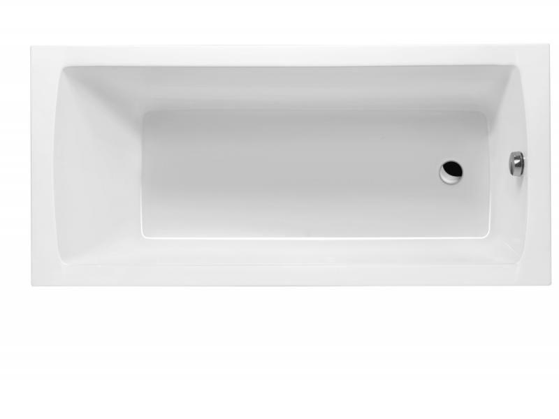 Акриловая ванна Excellent Aquaria 140 Белая ФОТО