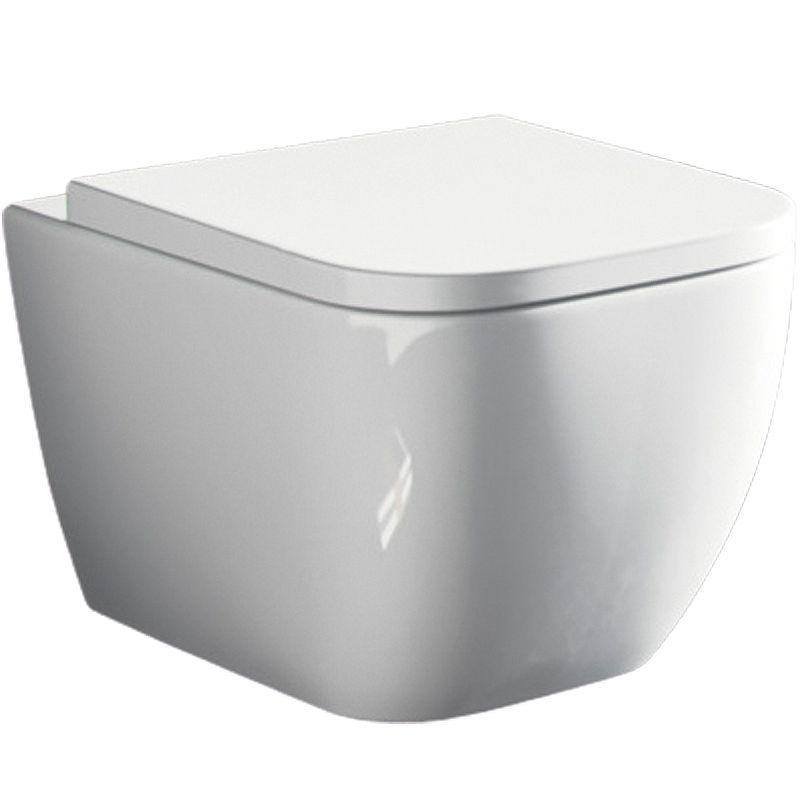 Унитаз Excellent Ness CENL.3509.500.WH подвесной с сиденьем Микролифт ФОТО