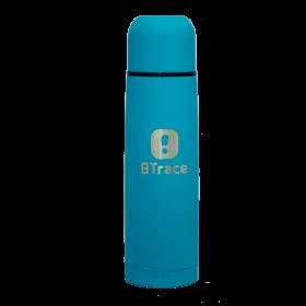 Термос BTrace 505-1000 синий 1000 мл