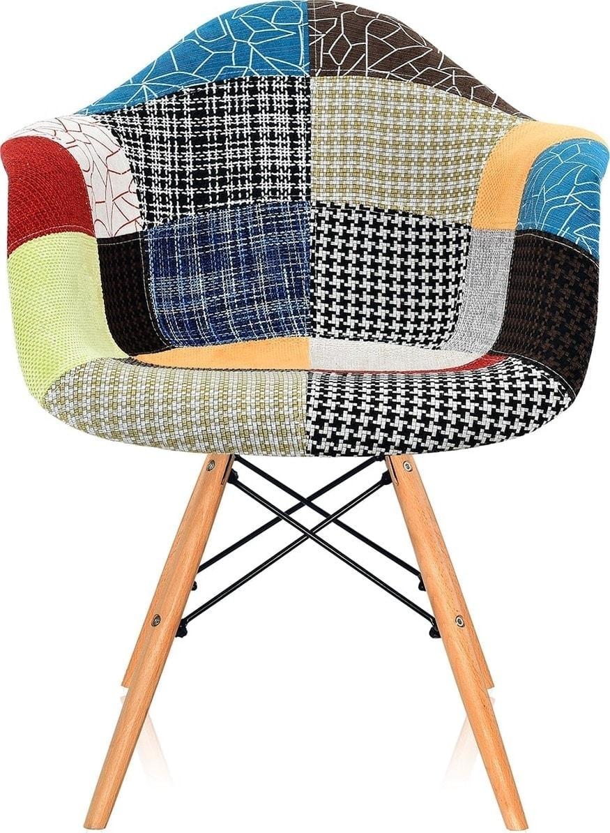 Кресло с подлокотниками EAMES DSW GH-8531